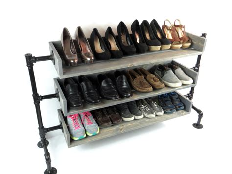 slippers rack pipe shoe rack shoes rack shoe organizer wood shoe rack