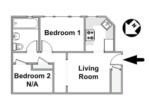 Stuyvesant Town Floor Plans by New York Roommate Room For Rent In Stuyvesant Town