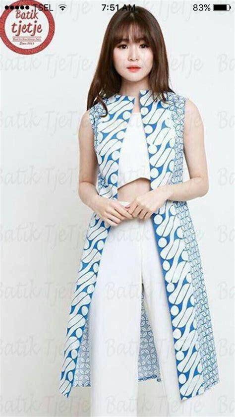 Blouse Batik Obnasel Modern 75 best modern batik dress images on batik fashion modern batik dress and blouse batik