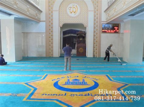 Karpet Masjid Standar jual karpet masjid di banyumas termurah hjkarpet