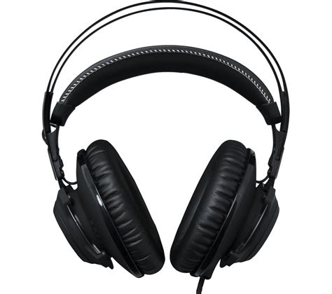 Hyperx Cloud Revolver S buy hyperx cloud revolver s gaming headset black free delivery currys