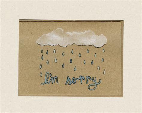 how to make a sorry card i m sorry card diy