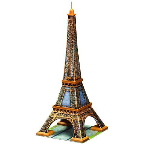 Puzzle Eiffel Tower eiffel tower 3d puzzle ravensburger
