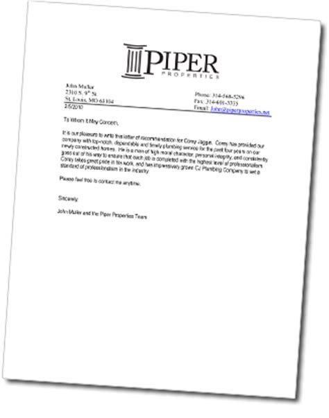 Character Reference Letter For Homeowners Association Search Results For Personal Letter Of Recommendation Calendar 2015