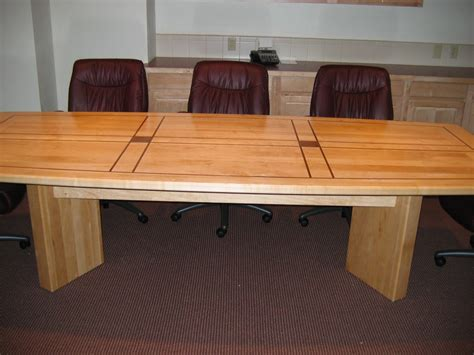 wood conference table maple wood conference tables custom conference table