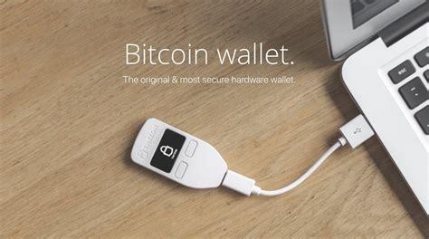 trezor review  original bitcoin hardware wallet cryptorunner