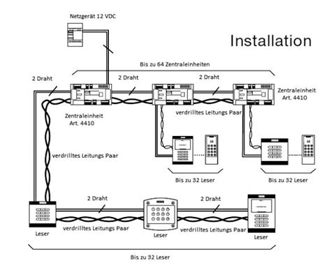 wiring diagram for intercom electrical schematic