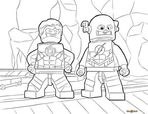lego superheroes printable lego dc universe super heroes coloring pages free