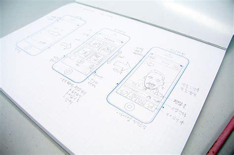 sketchbook note 5 ux b 233 zier design iphone5 sketchbook note on behance