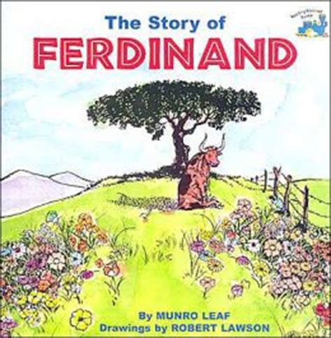 ferdinand book and set books the story of ferdinand by munro leaf 9780448421902