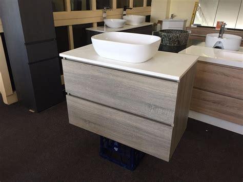 light wood bathroom vanity bogetta 750mm light grey oak timber wood grain bathroom