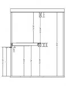 Garage Door Height Minimum Ceiling Height For 7 Garage Door Windows Siding And Doors Contractor Talk