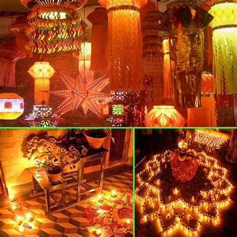 Diwali Decoration For Home Diwali Decoration Ideas To Create Design Slide 1 Ifairer