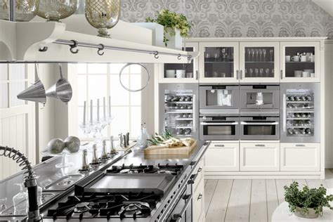 dobros country kitchen luksuzna bianco gesso kuhinja luksuzni portal
