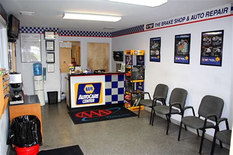 room shop brake shop and auto repair