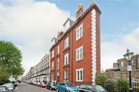 Apartment House Uk Studio Flat In 6ft Wide Apartment Block Goes On The
