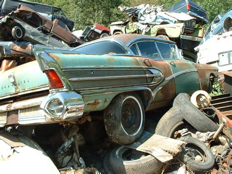 the junkyard to the junkyard vehicle scrappage rates soar thedetroitbureau