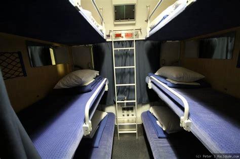 To Munich Sleeper by Nachtzug M 252 Nchen Cnl40418 Railcc