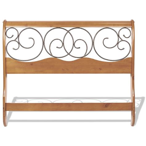 metal and wood headboard fashion bed group wood and metal beds queen dunhill i