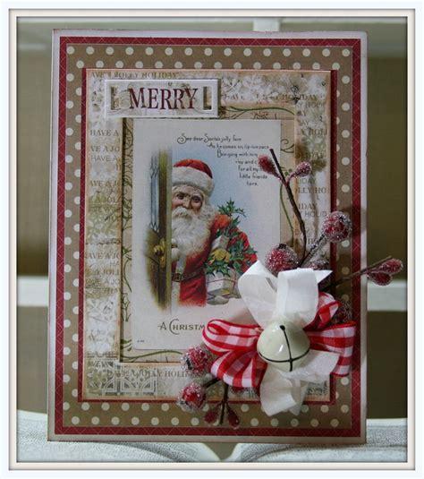 Vintage Handmade Cards - vintage inspired card handmade cards