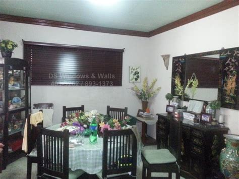 cornisa wood philippines mahogany colored wood blinds for a classic and lasting