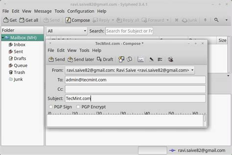 best desktop email client for gmail 6 best email clients for linux systems