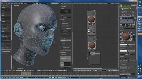blender 3d vfx tutorial uv unwrapping and texture painting in blender