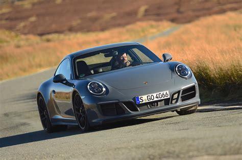 porsche 911 4 gts 2017 porsche 911 4 gts pdk review autocar