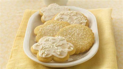 Classic Sugar Cookies by Classic Sugar Cookies Cookie Exchange Quantity Recipe