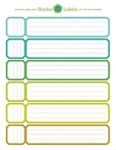 Binder labels in a vintage theme by cathe holden worldlabel blog