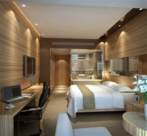 3d rendering of hotel room bleck bleck architects