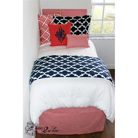 navy and coral bedding 1000 images about coral and navy bedding and decor on