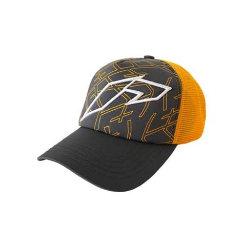 Topi Trucker Yellow Claws Logo cap respiro trucker moto topi jaring jaket motor respiro jaket anti angin anti air