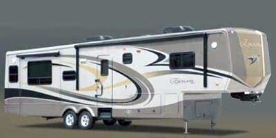 Escalade 5th Wheel Floor Plans