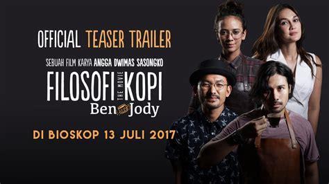 filosofi kopi   released  trailer   ready