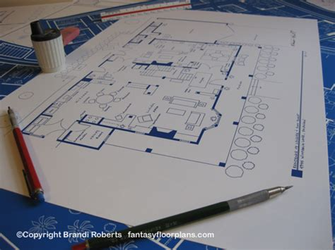 desperate housewives house plans fantasy floorplan for desperate housewife residence of lynette tom scavo 1st floor
