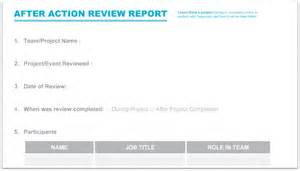 After Review Template by Doc 585650 After Review Template Sle After