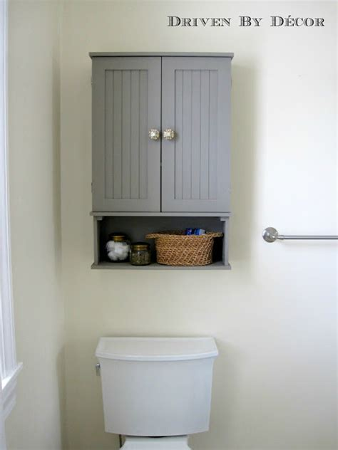 Chalk Paint Bathroom Cabinets Sloan Chalk Paint Bathroom Cabinet Makeover Driven By Decor