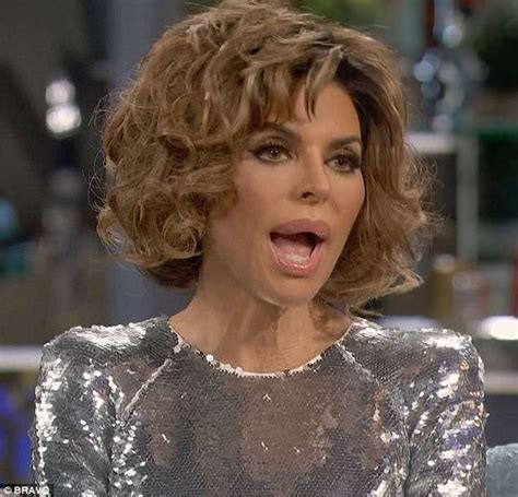 hair style from housewives beverly hills rhobh reunion lisa rinna silences lisa vanderpump on