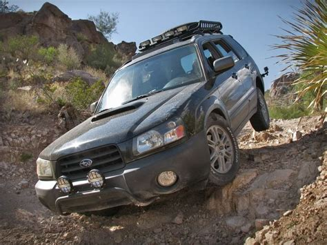 subaru forester off road bumper pic post favorite off road pictures page 2 subaru