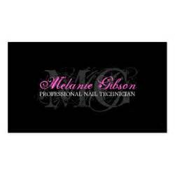 nail tech business cards nail technician business card zazzle