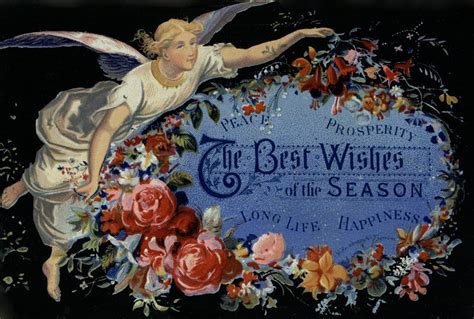 best wishes of the season the best wishes of the season c 1875