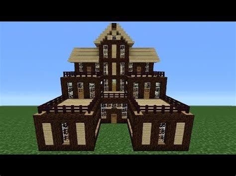 minecraft house designs tutorial best 25 minecraft wooden house ideas on pinterest