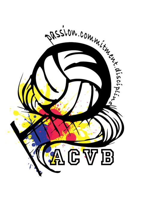 volleyball logo by tokxueyi on deviantart