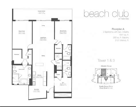 beach club hallandale floor plans the beach club in hallandale beach