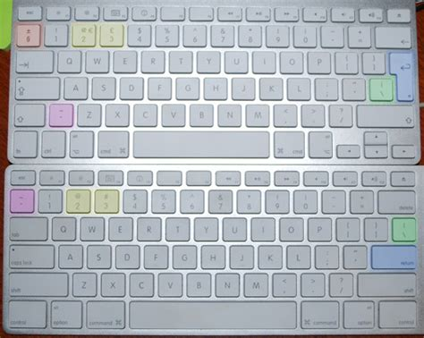hardware difference between us qwerty and international hardware differences on modifier keys between us and