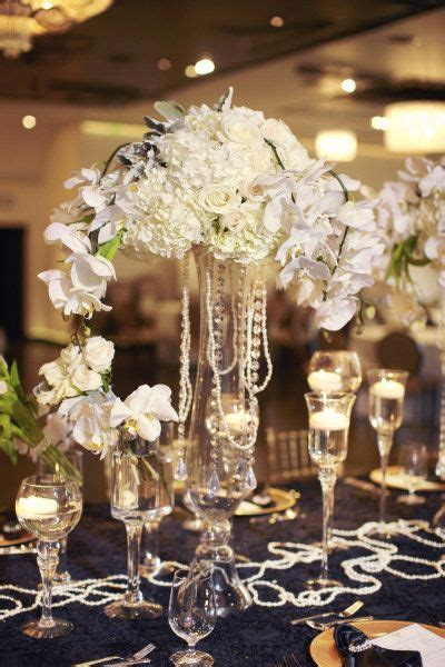 great gatsby centerpieces 2014 the year of the great gatsby themed wedding black