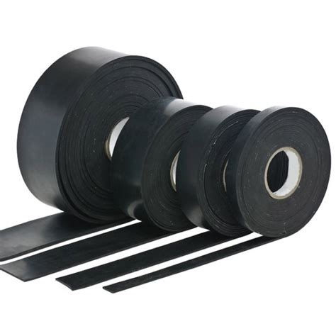 Stripe Rubber by Extruded Epdm Rubber Strips Profiles China Factory