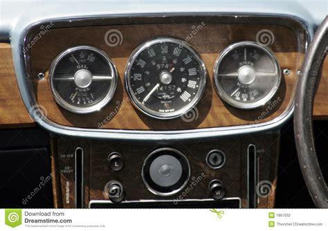 auto dash vintage car dashboard stock photography image 1867032