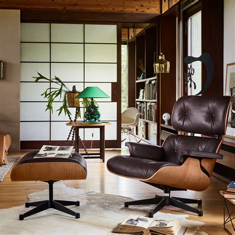 Eames Lounge Chair Vitra by Eames Occasional Table Ltr Vitra Connox